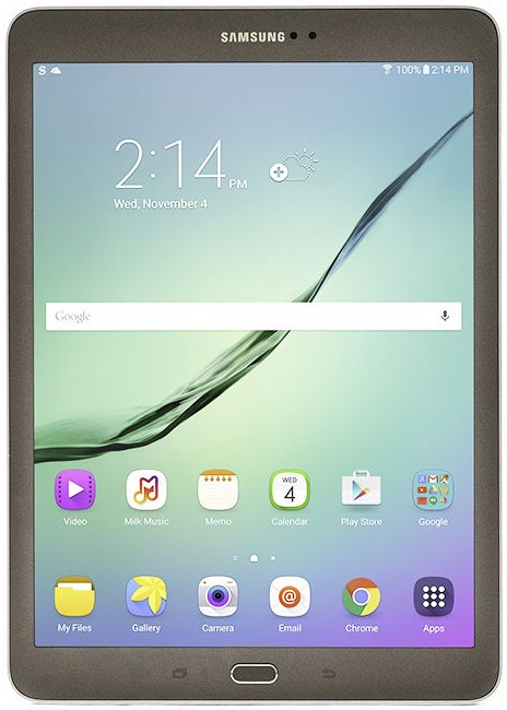 Планшет Samsung Galaxy Tab S2 9.7 32GB LTE Champagne Beige - Фото 1