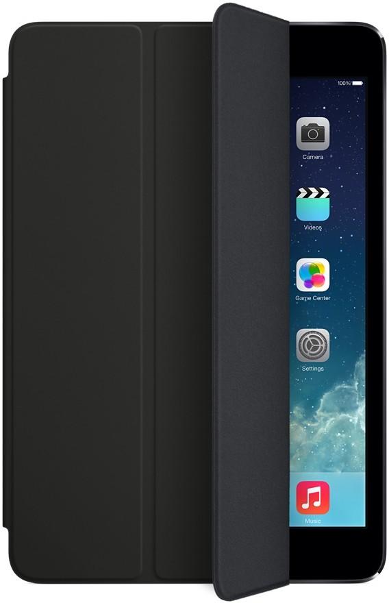 Чехол Smart-Cover Smart Cover (Polyurethane) iPad 3 Black - Фото 1