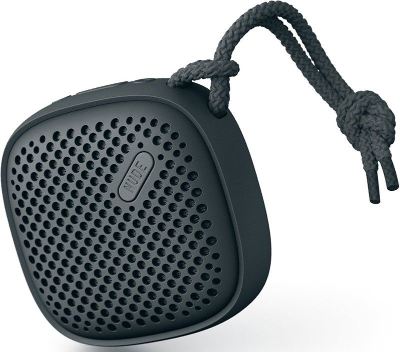 Портативная акустика NudeAudio Portable Bluetooth Move S (PS002BKG) Black - Фото 1