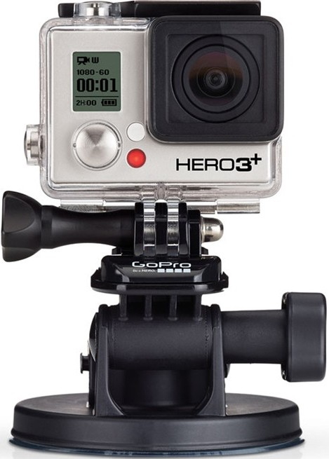 Крепление GoPro Suction Cup Mount 2 - Фото 1