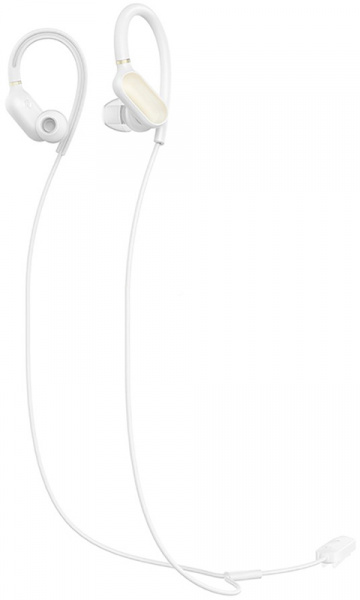 Xiaomi Mi Sports Bluetooth Earphone Mini White - фото