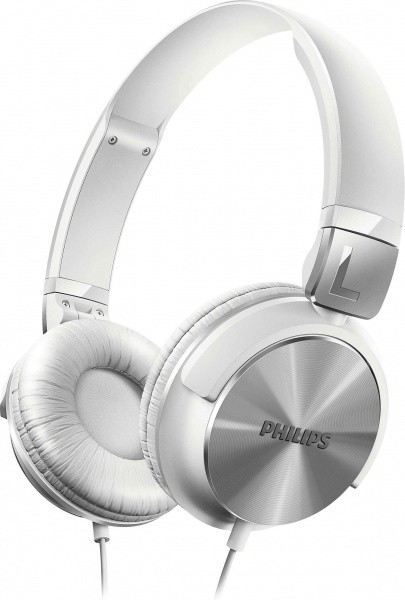 Наушники Philips SHL3160WT/00 White