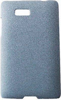 Чехол-накладка Drobak Shaggy Hard для HTC Desire 600 Grey - Фото 1