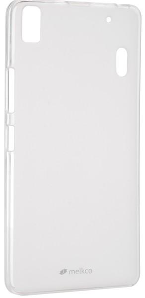 Чехол-накладка Melkco Poly Jacket TPU для Lenovo P70 Transparent - Фото 1