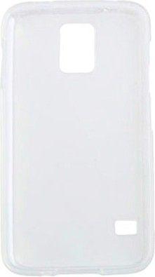 Чехол-накладка Drobak Elastic PU для Samsung Galaxy S5 G900 White - Фото 1