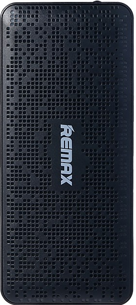 Портативная батарея Remax Power Bank Pure Series 10000 mAh Black - Фото 1