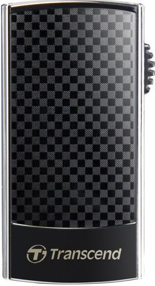USB Flash Transcend JetFlash 560 4Gb Black - Фото 1