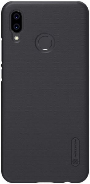 Nillkin Super Frosted Shield Huawei P Smart Plus/Nova 3i Black - фото