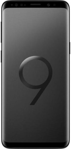 Samsung Galaxy S9 SM-G9600 DS 4/64GB Black - фото