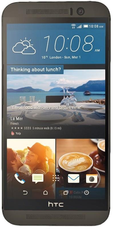 Смартфон HTC One M9 EEA Gunmetal gray - Фото 1