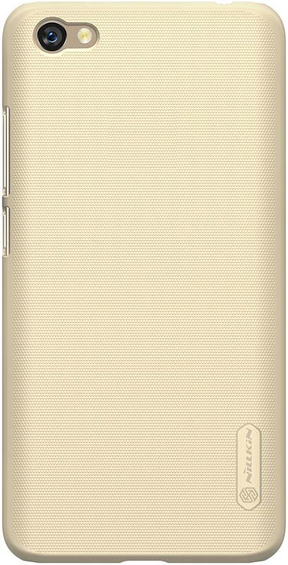 Чехлы для телефонов, Nillkin Super Frosted Shield Xiaomi Redmi Note 5A Gold  - купить со скидкой