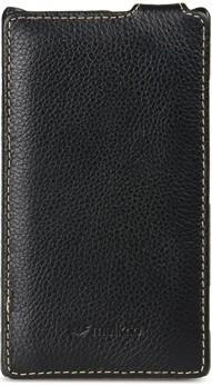 Чехол-флип Melkco Leather Case Jacka для Nokia Lumia 925 Black - Фото 1