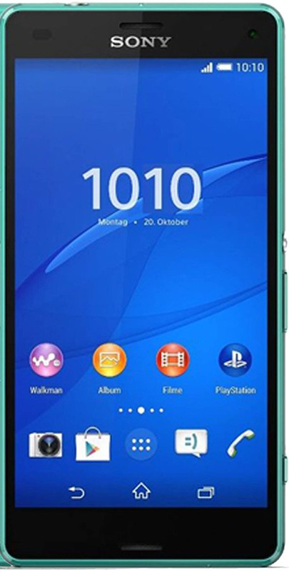 Смартфон Sony Xperia Z3+ Dual E6533 Aqua Green - Фото 1