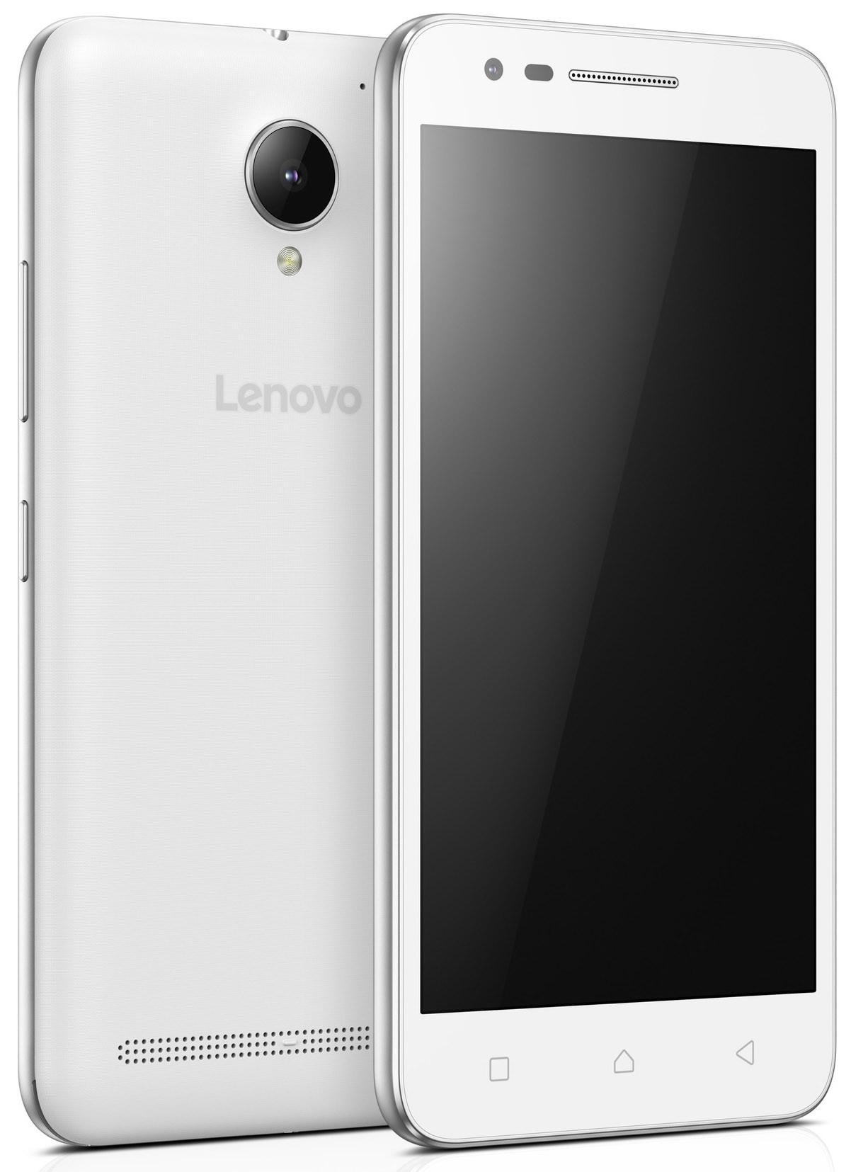 Смартфон Lenovo C2 k10a40 8Gb White - Фото 1