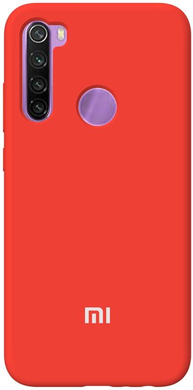 Купить Чехлы для телефонов, TOTO Silicone Full Protection Case Xiaomi Redmi Note 8 Rose Red
