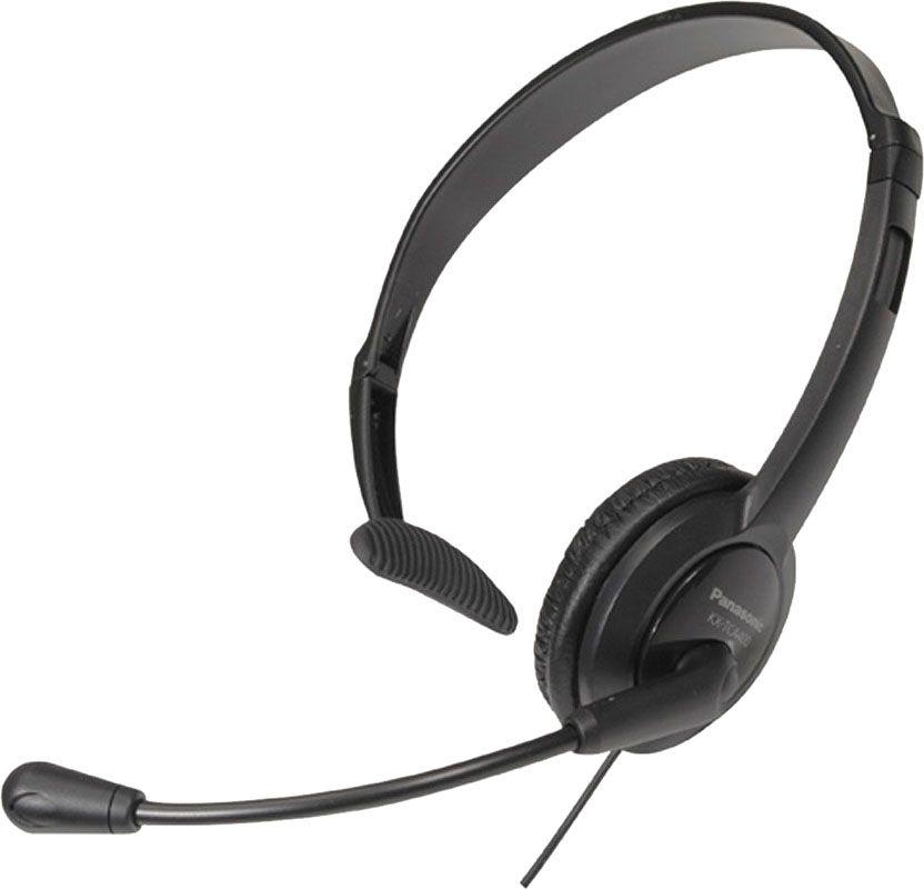 Купить Наушники и гарнитуры, Panasonic RP-TCA400E-K Black
