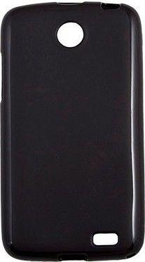 Чехол-накладка Drobak Elastic PU case для Lenovo A516 Black - Фото 1
