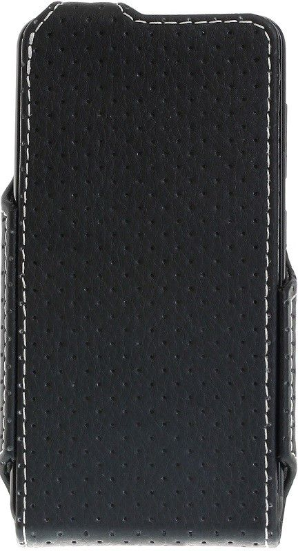 Чехол-флип RedPoint Flip Case для Lenovo A319 Черный - Фото 1