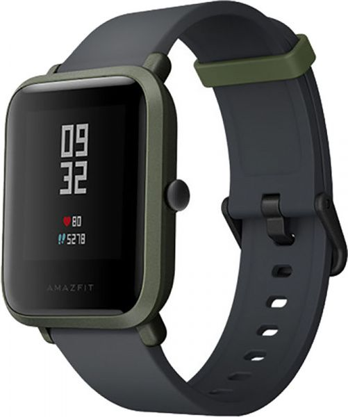 Amazfit Bip Lite Youth Smart Watch Green - фото