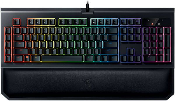 Razer BlackWidow Ultimate Chroma V2 Black - фото
