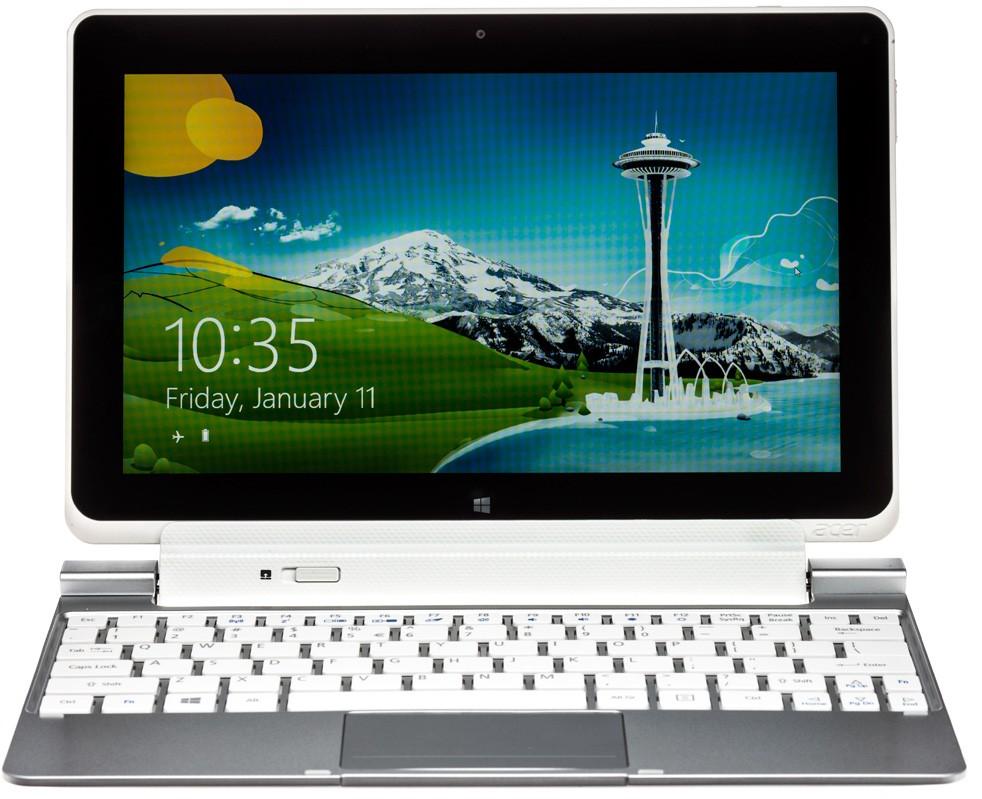 Планшет Acer Iconia W510-27602G06ASS Silver - Фото 1