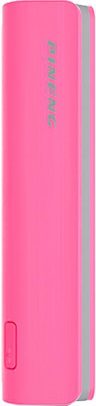 Купить Портативные батареи, Pineng PN-922 Power bank 2500mAh Pink