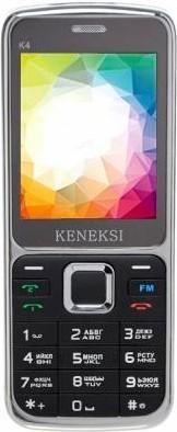 Мобильный телефон Keneksi K4 Black - Фото 1