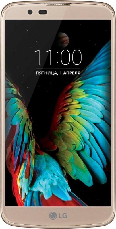 Смартфон LG K410 K10 Gold - Фото 1