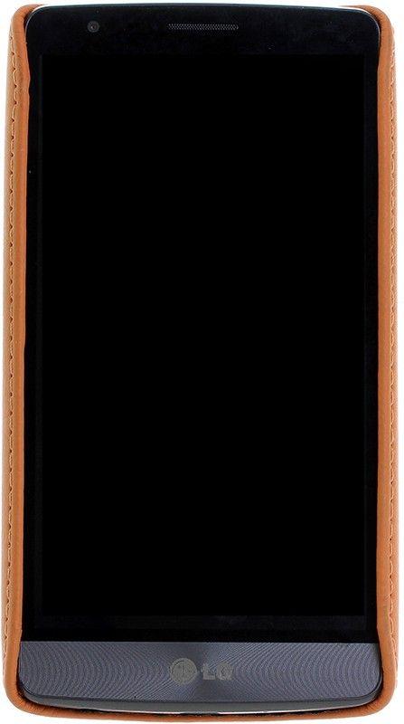 Чехол-накладка RedPoint Smart для LG G3S D724 Оранжевый - Фото 1