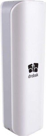 Портативная батарея Drobak Power 2200 mAh/Li-Ion White - Фото 1