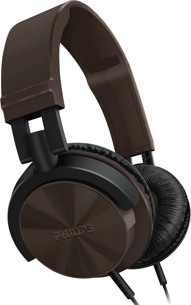 Наушники Philips SHL3000BR/00 Brown - Фото 1