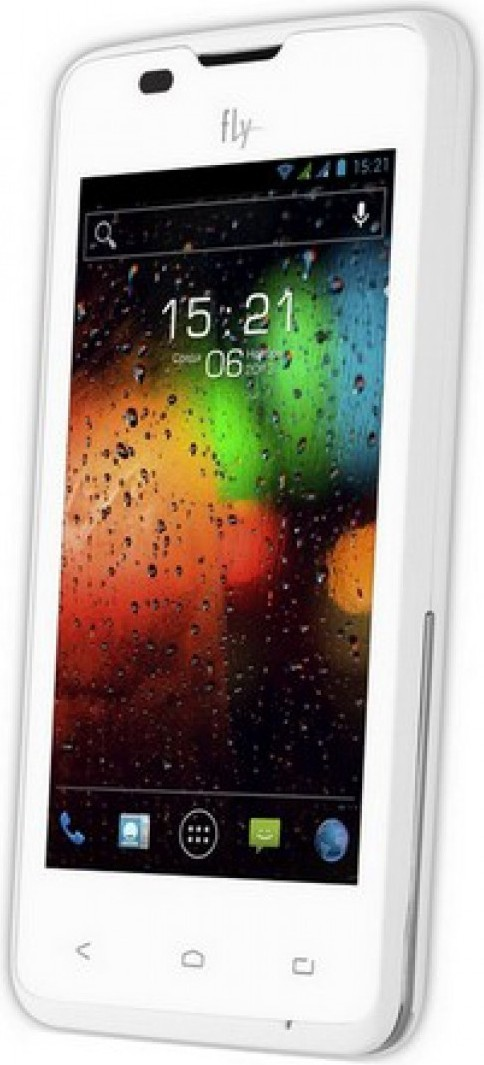 Смартфон Fly IQ449 Pronto White - Фото 1