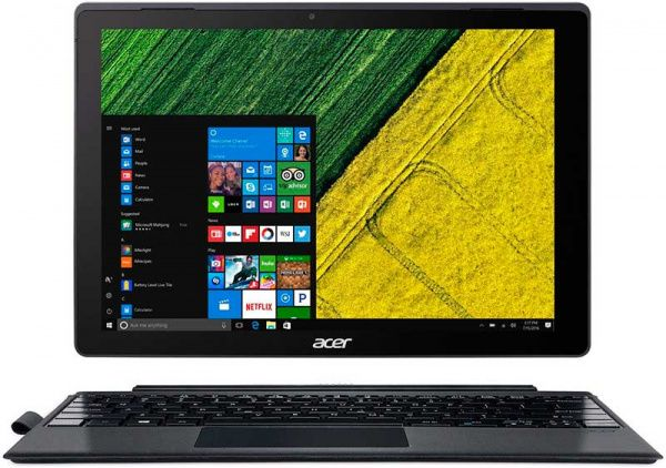 Acer Switch 5 SW512-52 (NT.LDTEU.001) Black - фото