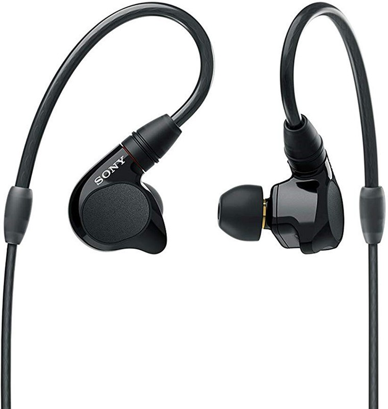Купить Наушники и гарнитуры, Sony IER-M7 Black