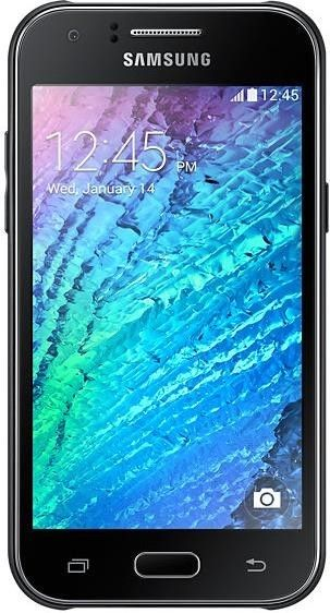 Смартфон Samsung J100H Black (Life) - Фото 1