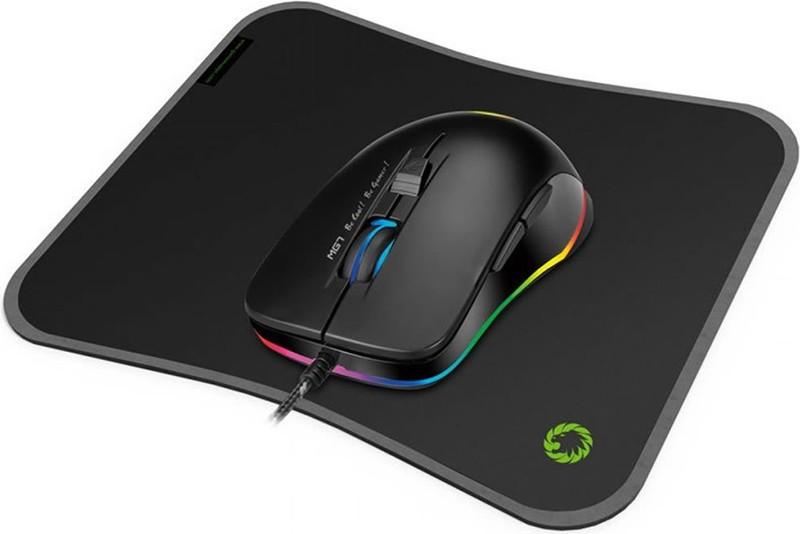 Купить Клавиатуры и мыши, Gamemax MG7 USB + коврик Gaming (MG7 2in1)