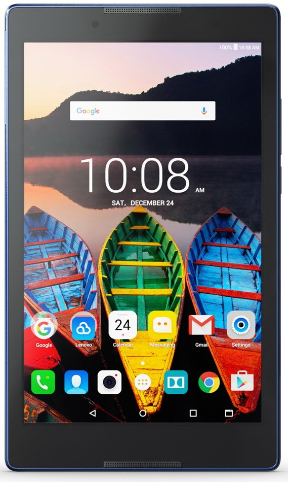 Планшет Lenovo Tab 3 850M LTE 16GB (ZA180022UA) Slate Black - Фото 1