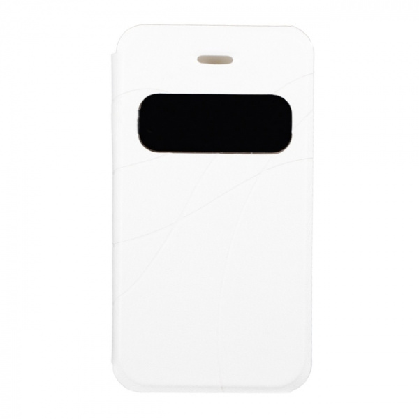 Oscar III Book Cover Touch Series для iPhone 5C White - фото