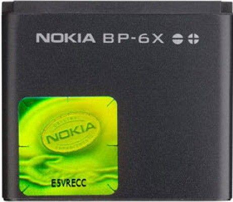 Аккумулятор Nokia 8800 Sirocco (BP-6Х/BL-6X) - Фото 1
