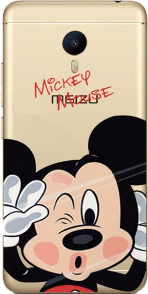 TOTO TPU case Disney Meizu M3 note Mickey Mouse - фото
