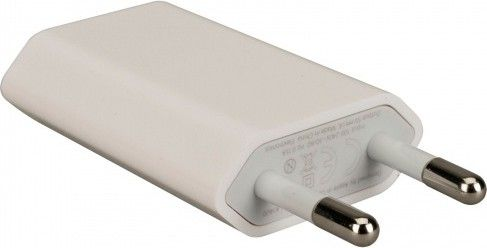 Сетевое зарядное устройстройство Apple iPhone 5/4/4S 1.5A - Фото 1
