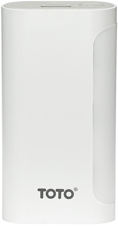 Портативная батарея TOTO TBG-49 Power Bank 5000 mAh 1USB 1A Li-Ion White - Фото 1