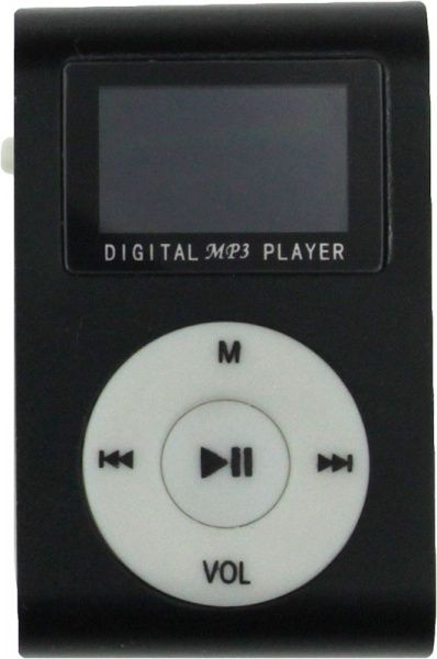 TOTO TPS-05-FM With display&Earphone Mp3 Black - фото