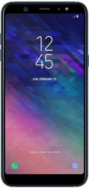 Samsung Galaxy A6+ 4/32GB Blue - фото