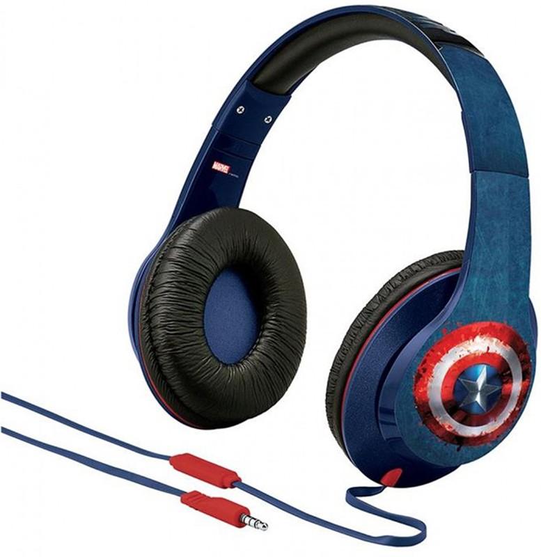 Купить Наушники и гарнитуры, eKids Marvel Avengers Civil War Captain America Mic (VI-M40CW.UXV6)