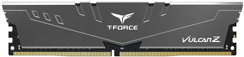 Купить Оперативная память, Team 16 GB DDR4 2666 MHz T-Force Vulcan Z Gray (TLZGD416G2666HC18H01)