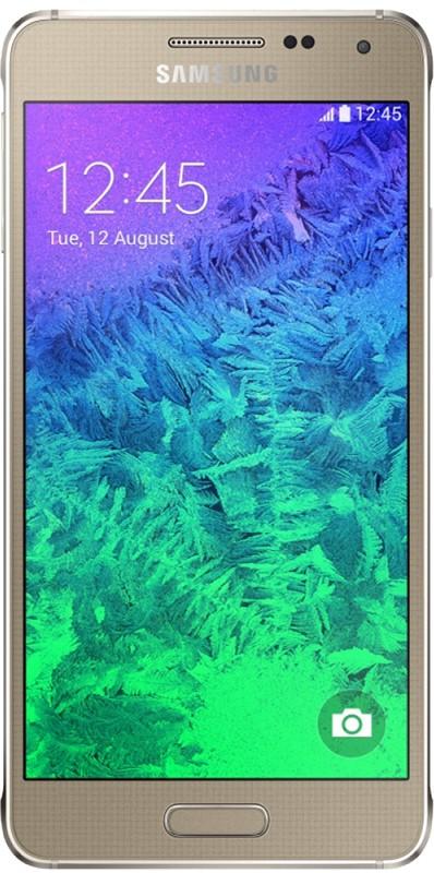 Смартфон Samsung Galaxy S5 Alpha G850F Gold - Фото 1