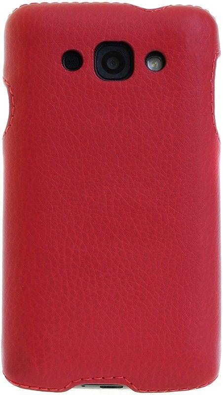 Чехол-накладка RedPoint Smart Красный для LG L60/X135/X145/X147 - Фото 1