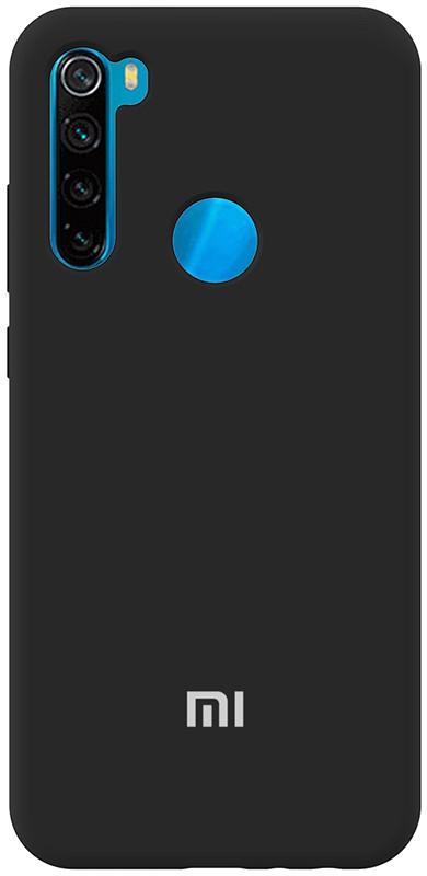 Купить Чехлы для телефонов, TOTO Silicone Full Protection Case Xiaomi Redmi Note 8T Black