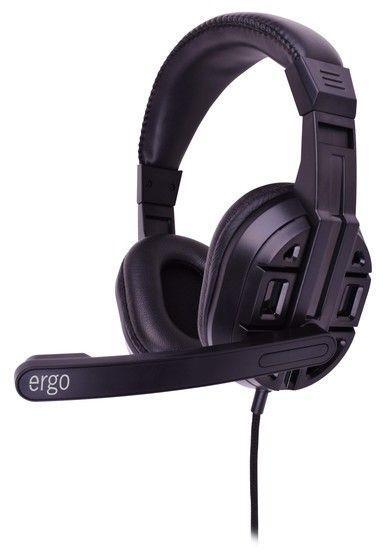 Наушники ERGO VM-280 Black - Фото 1